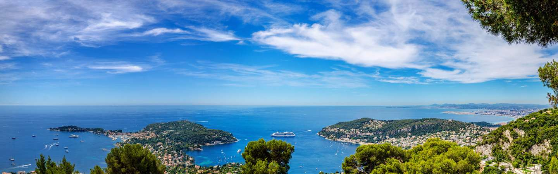 Frankreich Urlaub an der Cote d'Azur
